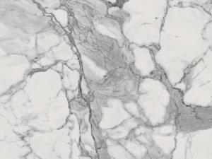 Керамогранит (кафель) 638 / Белый с серыми прожилками