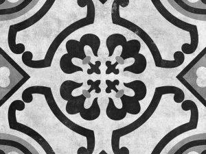 Керамогранит (кафель) 4D245 | Орнамент