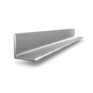 Уголок алюминиевый L образный